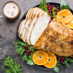 Turkey Breast with Orange Sauce